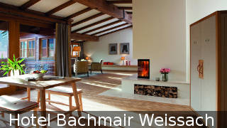 Hotel Bachmair in Weissach am Tegernsee